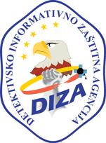 Detektivska agencija DIZA doo Sticky Logo